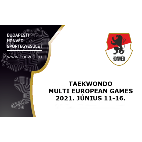 Nevezési Díj - TAEKWONDO (Multi European Games)