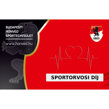 Sportorvosi díj