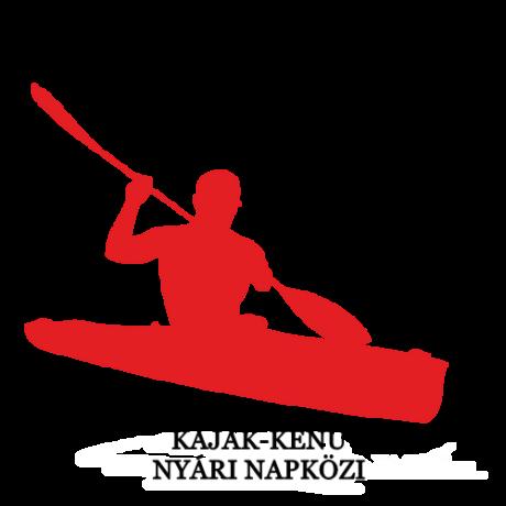 Nyári Napközi - Kajak-Kenu