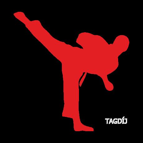 Tagdíj karate